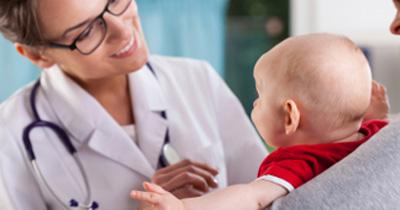 Csecsemő ultrahang a rendellenességek kiszűrésére