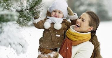 Így öltöztesd a babád télen