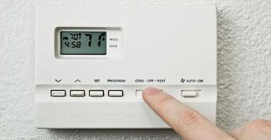 Mi az ideális hőmérséklet a lakásban?
