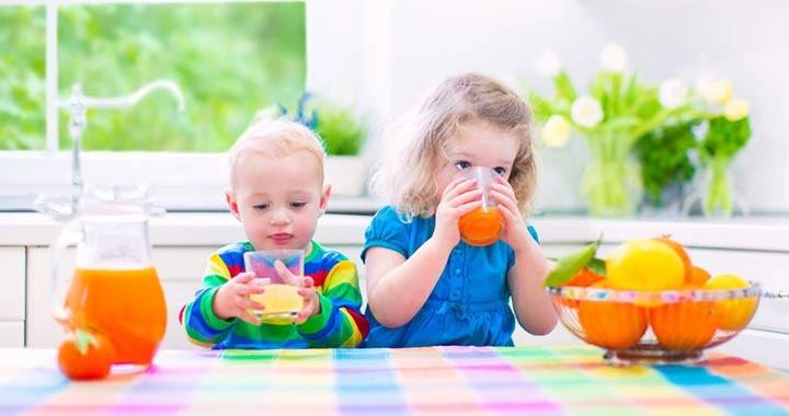 Narancs: mikortól adható a babának, mi van benne?