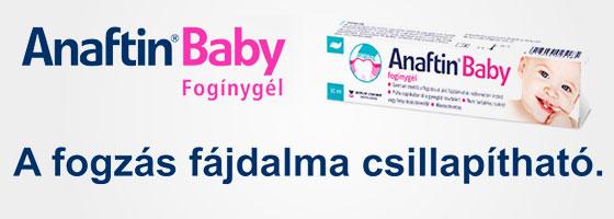 Anaftin Baby foginygél